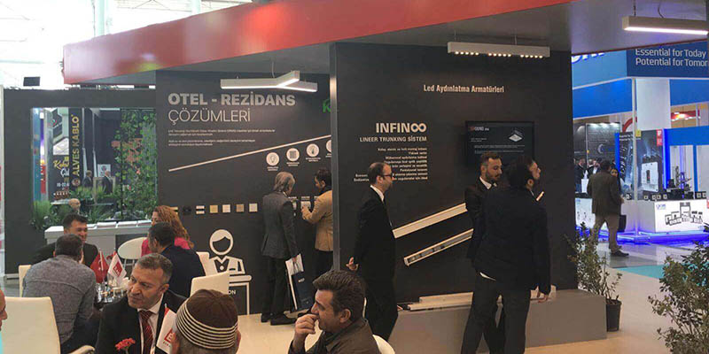 Smart Building Technologies and Electrical Systems exhibition…