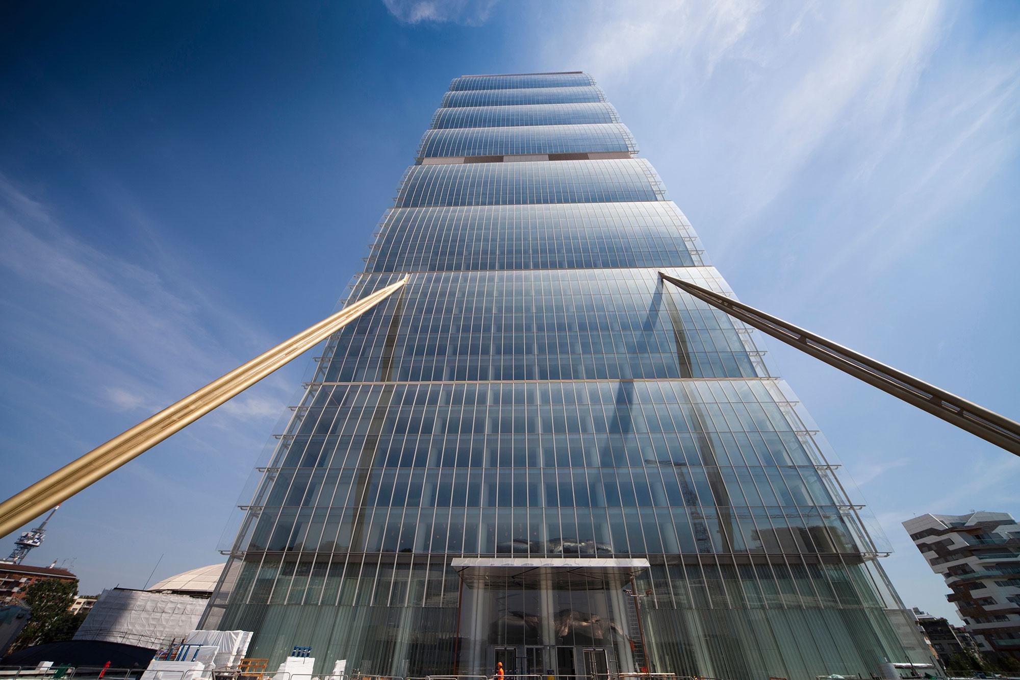 ALLIANZ TOWER (MILANO)
