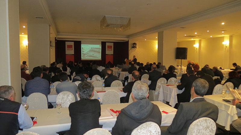 EAE Balıkesir Technological Innovations Seminar