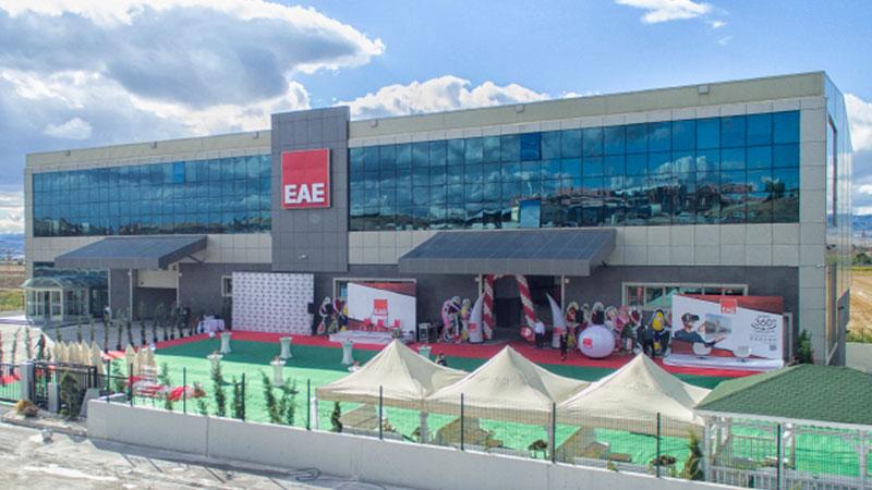 EAE eröffnete Regionaloffice und Lager in Ankara