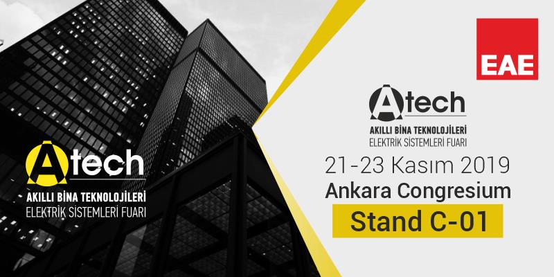 EAE, Congresium Ankara'da Fuardaydık…
