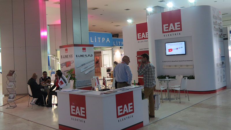 EAE Elektrik has attended IV. Electrical Systems National Congress in IZMIR