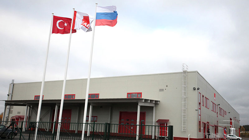 EAE Electric Launched the Factory in Russia...