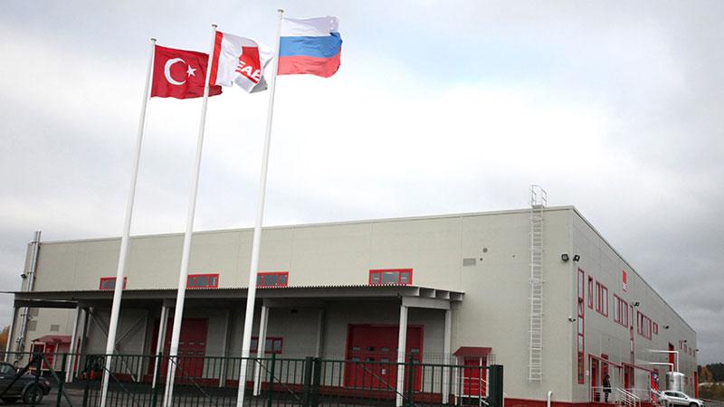 EAE.Elektrik startete das Werk in Russland