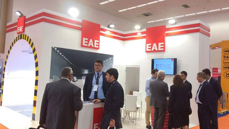 """EAE Elektroteknik Road 2 Tunnel – Karayolları Köprüler ve Tüneller İhtisas Fuarı""""nda…"""