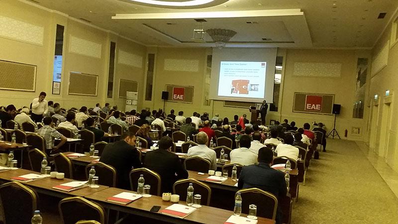 EAE Gaziantep Seminar