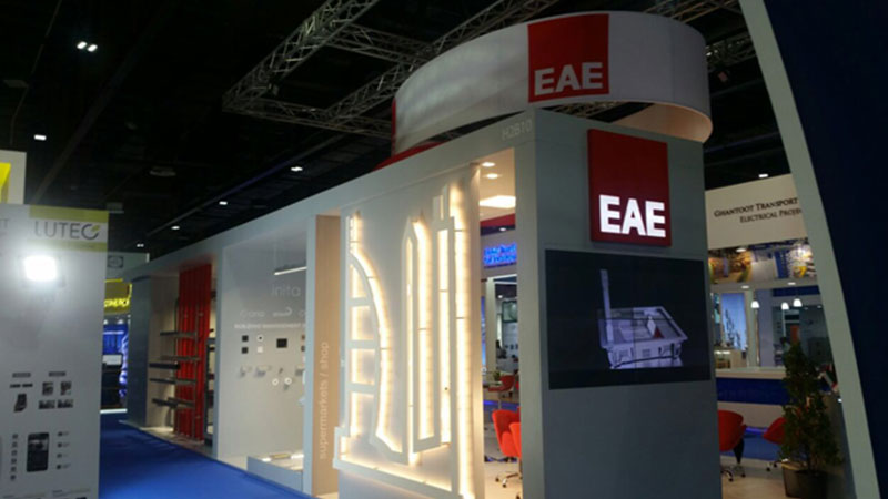 EAE Group Attended Middle East Electricity