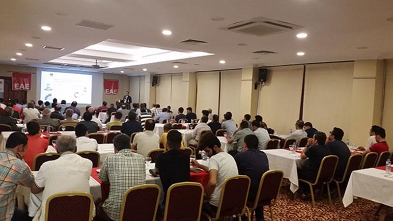 EAE Kahramanmaraş Seminar