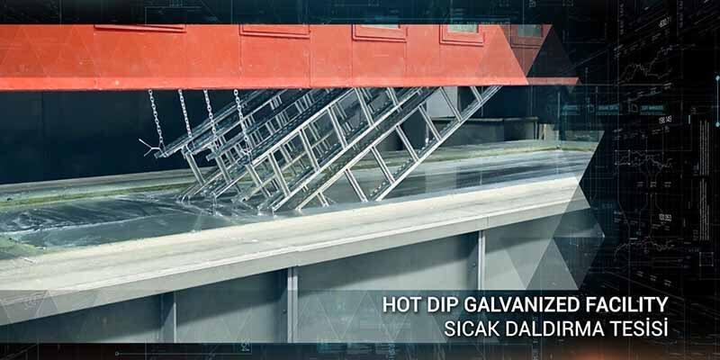 Hot Dip Galvanized Facility