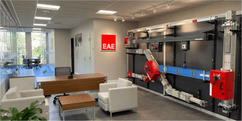 EAE USA Şirketi Faaliyetlerine Başladı