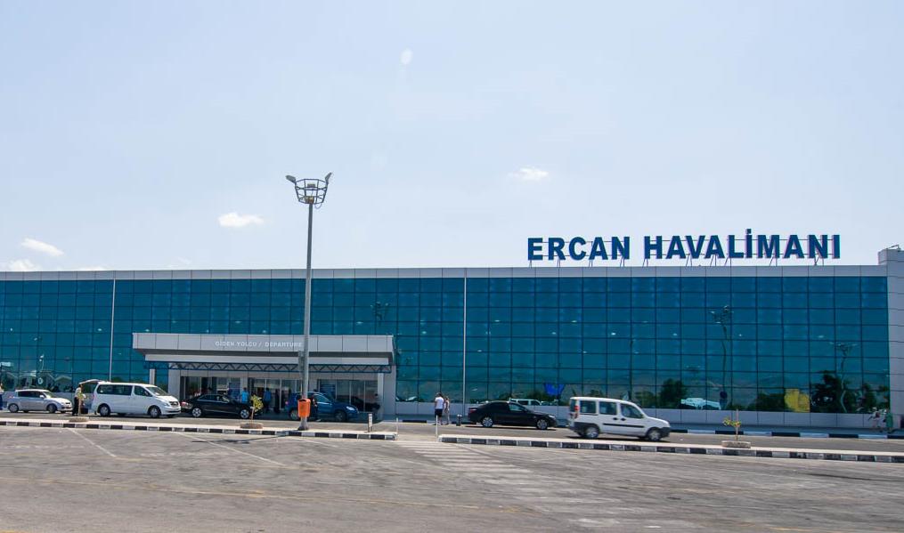 ERCAN HAVALİMANI