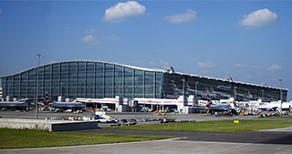 HEATHROW AIRPORT TERMINAL 2B