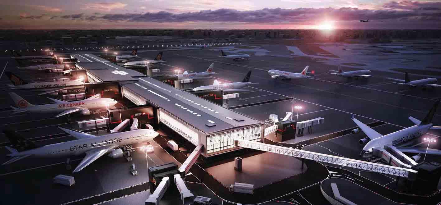 HEATHROW AIRPORT TERMINAL 2B