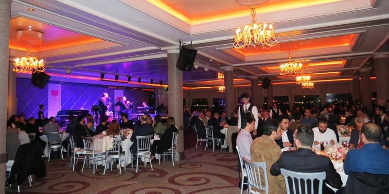 İstanbul Projeciler Yemeği 2018