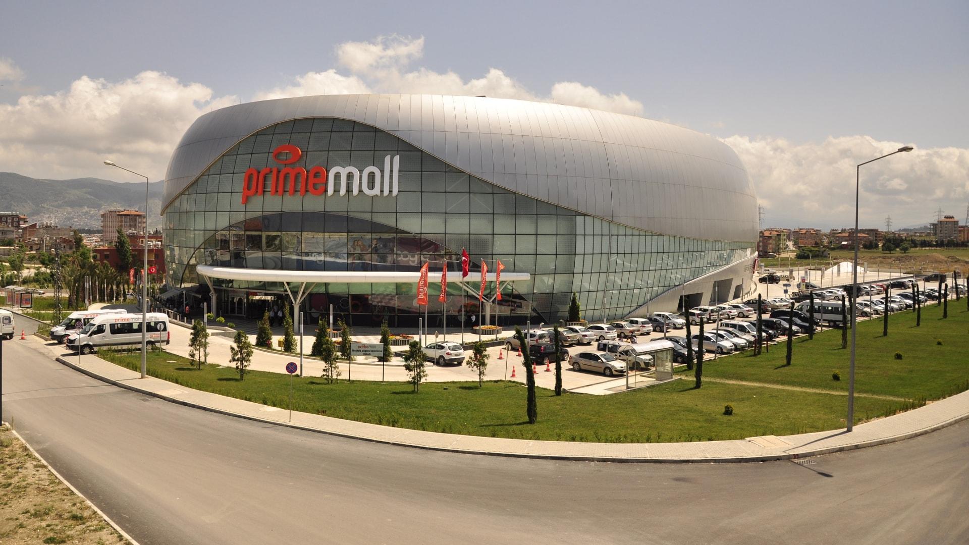PRİME MALL AVM