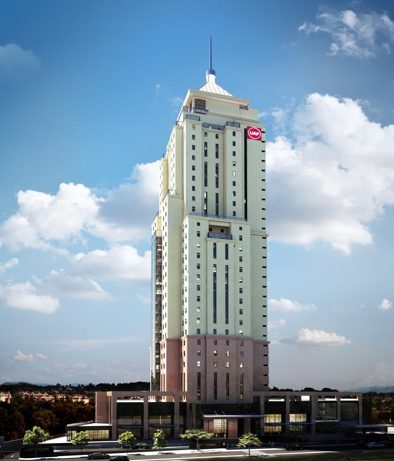 UAP TOWER