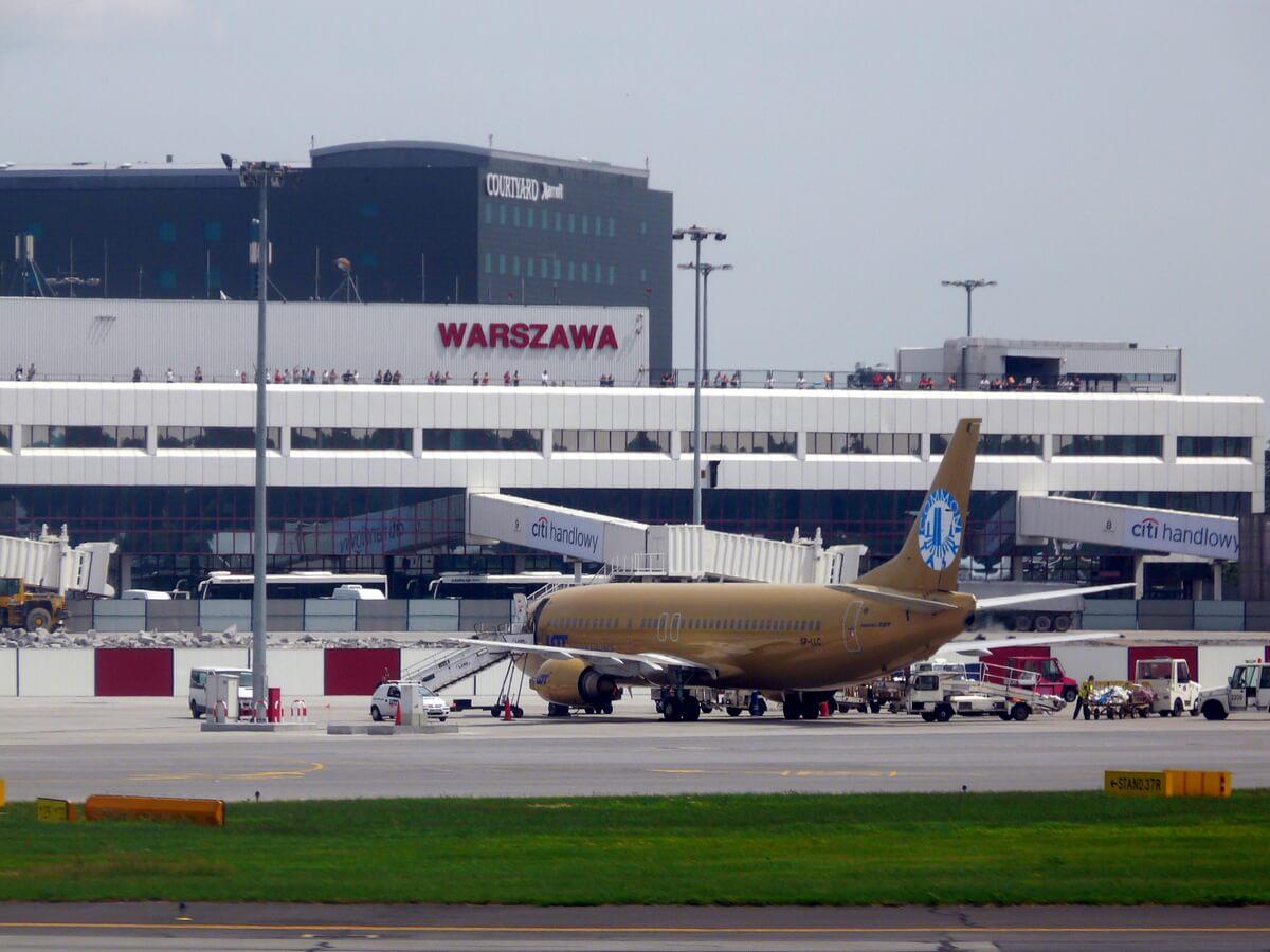 WARSZAWA AIRPORT