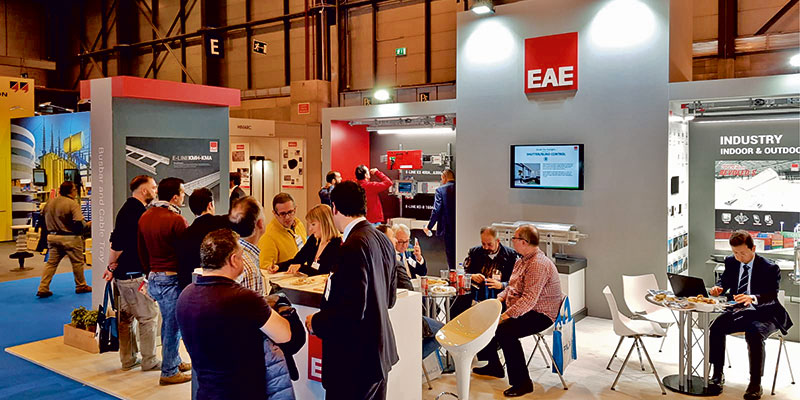 We have been at Matelec 2018 Madrid Fair