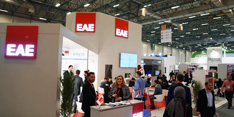 WIN Eurasia Trade Fair - 2018